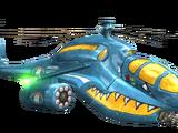 """Пехотный вертолёт """"Козак 18081"""""""