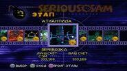 Serious Sam Next Encounter PS2 PCSX2 HD Все оружие – Этап 39 Перевозка Зал транспортировки