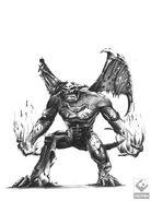 Cro demon sketch