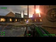Serious Sam HD The First Encounter Sacred Yards Part One Secret Level Secrets Found
