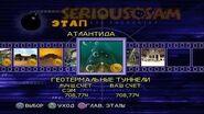 Serious Sam Next Encounter PS2 PCSX2 HD Прохождение – Этап 34 Геотермальные туннели