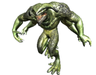 Greenlizardman hd