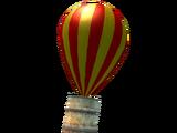 Воздушная бочка