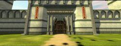 Открытие Аурелианских ворот