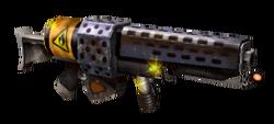 Газовый пистолет
