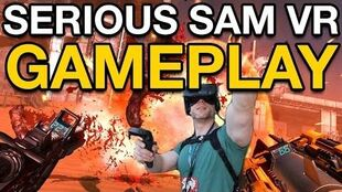 Serious Sam VR The Last Hope Is The Best VR Game