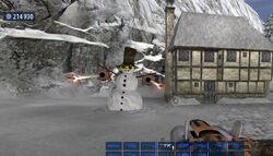 Снеговик22