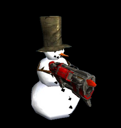 Снеговик 2