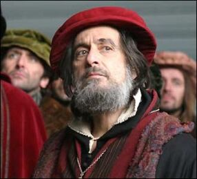characterization of shylock in merchant of venice