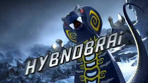 LEGO Ninjago Characters Hypnobrai