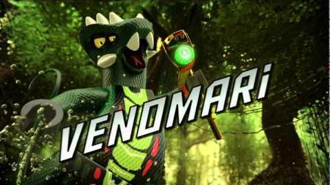 LEGO® Ninjago -- Venomari