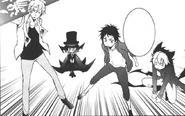 Tetsu, Hugh, Mahiru, Kuro ch 12