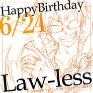 Lawless bday 2015