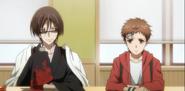 Tsubaki and Mahiru ep 4-1