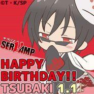 Tsubaki bday icon