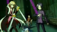 Lily, Misono, Kuro, Mahiru ep 3