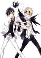 Servamp anime vol 5