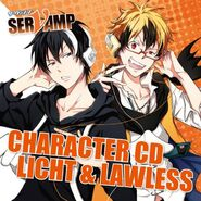 Greed character cd