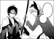 Tsubaki and Kuro ch 39-1