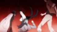 Tsubaki, Kuro, Mahiru ep 3-22