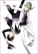 Servamp anime vol 6