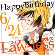 Lawless bday 2016