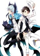 Manga dvd cover