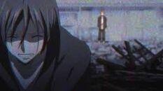 Tsubaki crying when the creator died-0