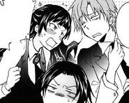 Mitsuki and Dodo