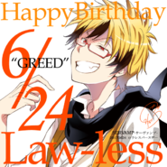 Lawless bday 2017 pic