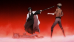 Kuro, Tsubaki, Mahiru ep 2-1