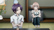 Misono and Lilac ep 7