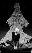 Ophelia statue 1
