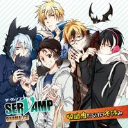 Drama cd cover 2