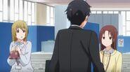 Servant x Service Tanaka realising his outburst