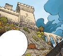Château fort du Néosalem