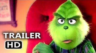 THE GRINCH Official Teaser Trailer (2018) Animated Movie HD
