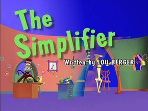 Thesimplifier