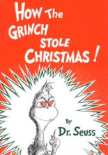 330px-How the Grinch Stole Christmas cover