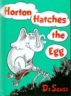 Horton-hatches-egg