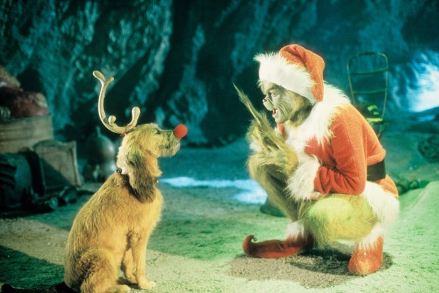 The Grinch Who Stole Christmas Dog.Max Dr Seuss Wiki Fandom Powered By Wikia