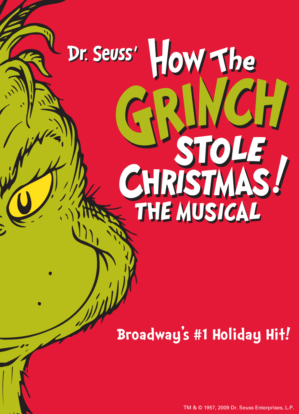The Grinch Who Stole Christmas Book.How The Ginch Stole Christmas The Musical Dr Seuss Wiki