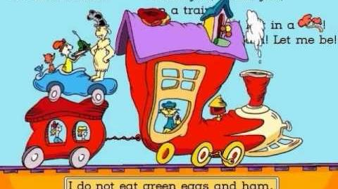 Dr. Seuss green eggs and ham part 2