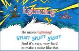 Mr. brown can moo -- lightning