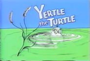 Title yertle the turtle