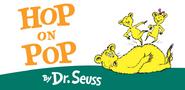 Hop on Pop Header