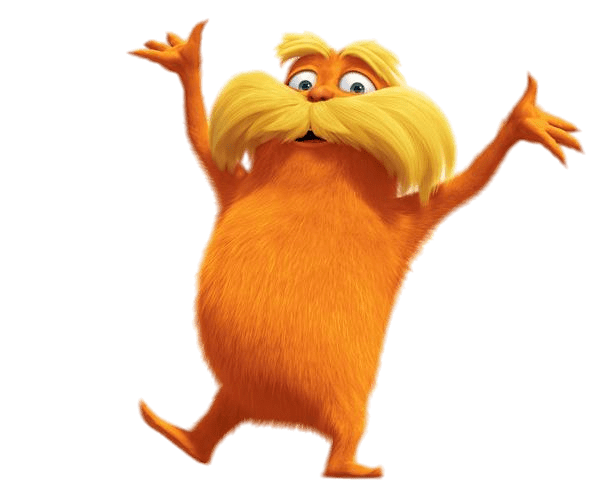 The Lorax Character
