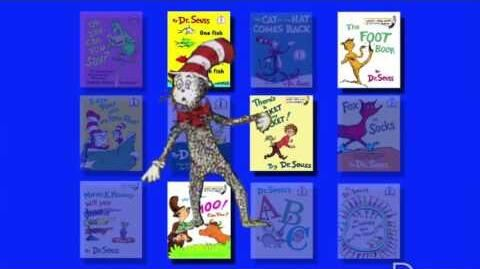 Dr Seuss 12 Book Beginner Book Video Intro Remake-0