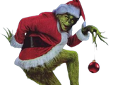 The Grinch (Live-Action)