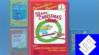 The Bears' Christmas Beginner Book Video